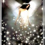 Estas imagenes de angeles brillantes son muestra de armonía y paz