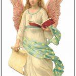 Estas imagenes de angeles caricaturas y recursos gráficos gratis