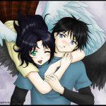 Las mejores Imagenes angeles enamorado. Wow