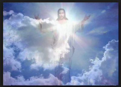 imágenes de dios en el cielo reales